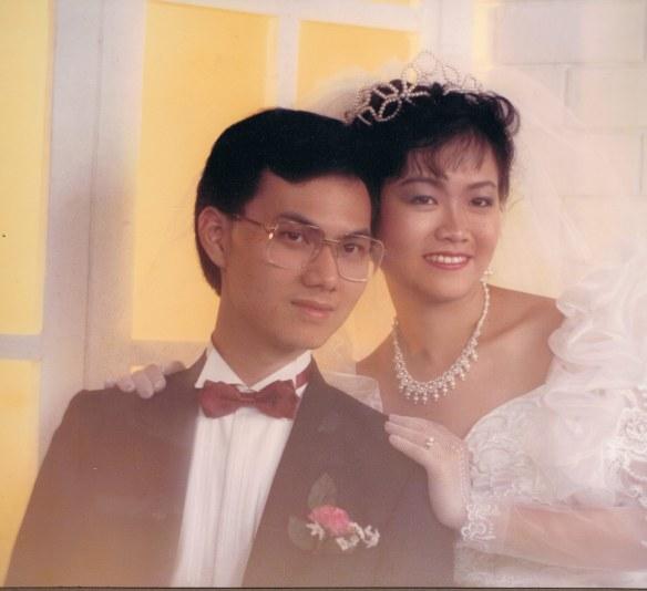 Henry wedding 1