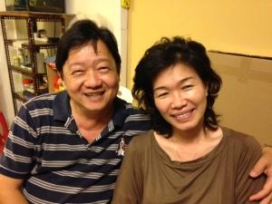 Richard & Karen