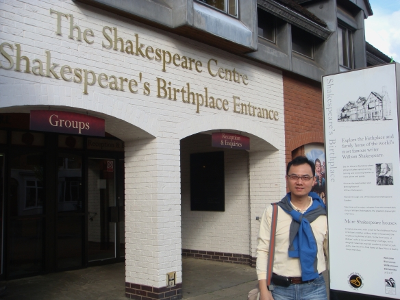 A must place to visit - Shakespeare's Birth Place